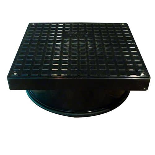 315mm Square Manhole Cover & Frame