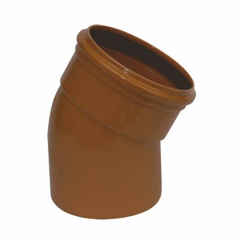 Underground Drainage 30d Single Socket Bend