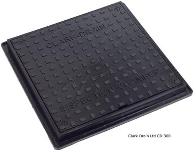 Clark Drain Cd300 Manhole Drain Cover And Frame Tws