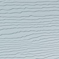 300mm x 6m Double Plank Embossed Cladding Sky Blue