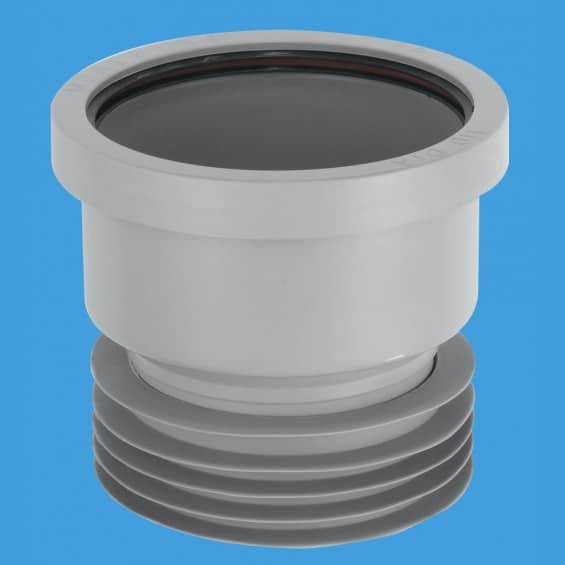 McAlpine DC1GR Drain Connector Grey