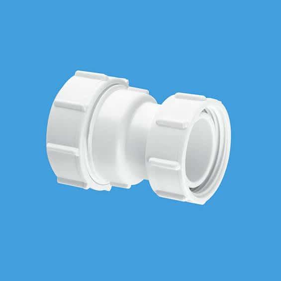 McAlpine T29LN 40mm Multifit Coupler x BSP Nut