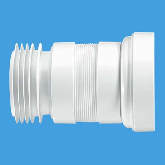 McAlpine Wc-F18R Flexible Pan Connector