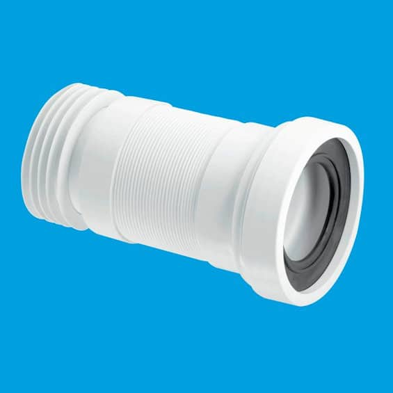 McAlpine Wc-F18R Flexible Pan Connector