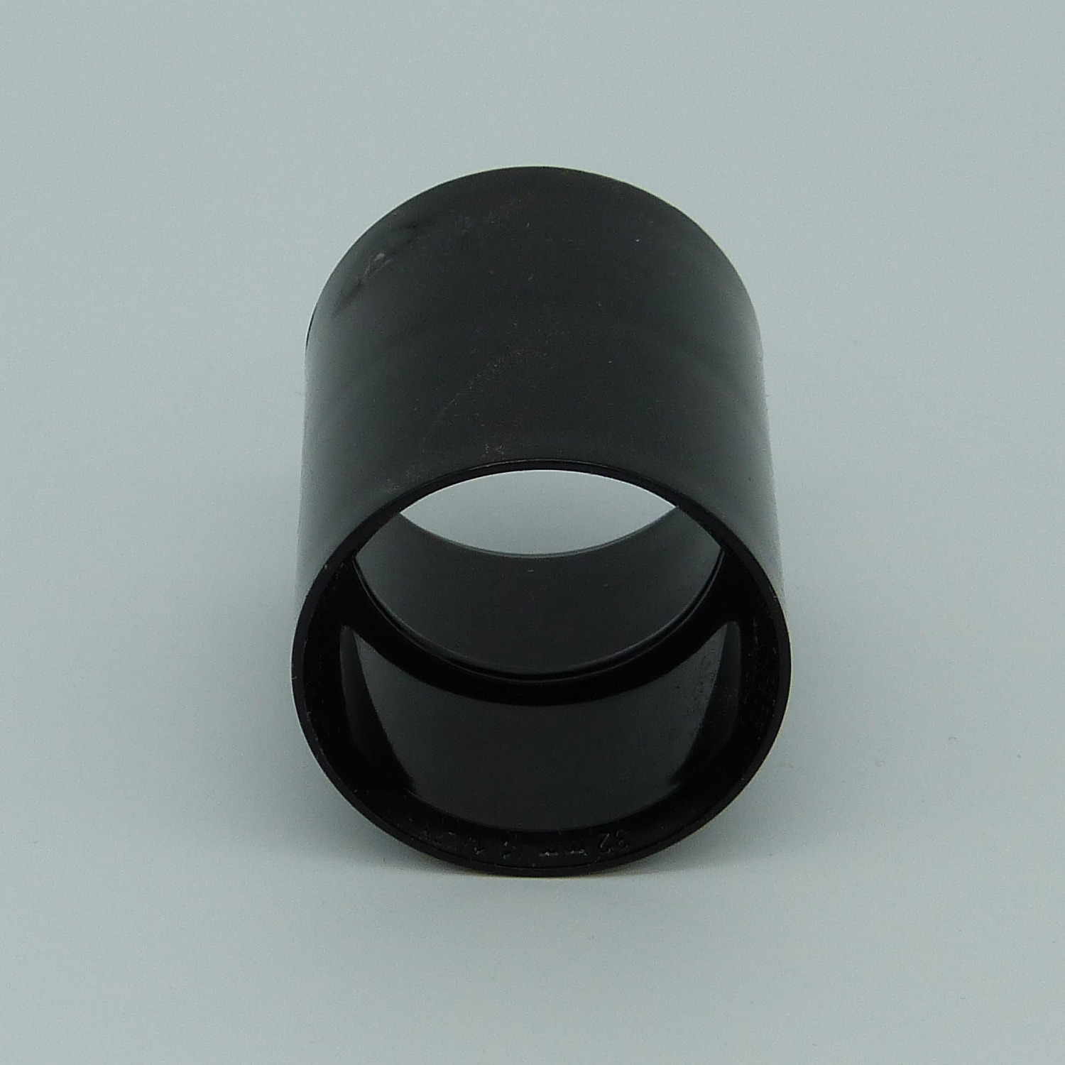 32mm solvent weld coupler black