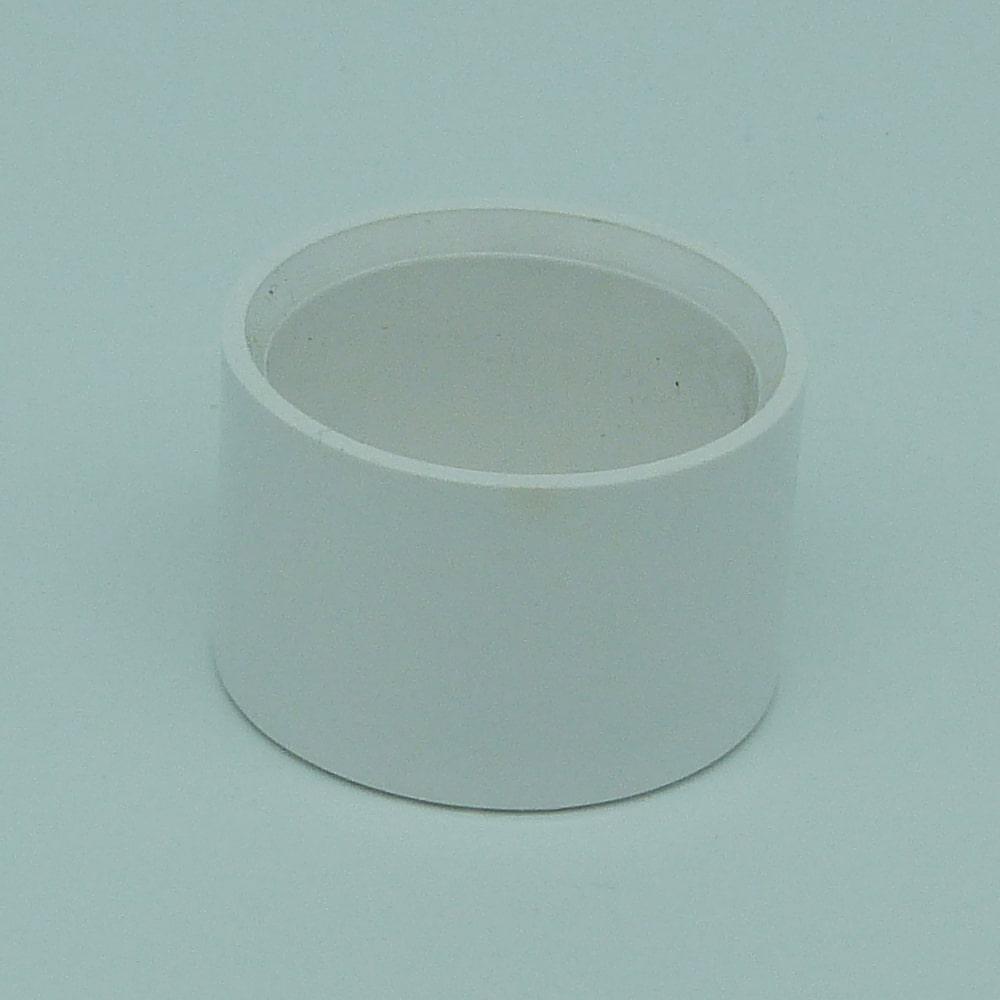 40mm - 32mm Solvent Weld Reducer White