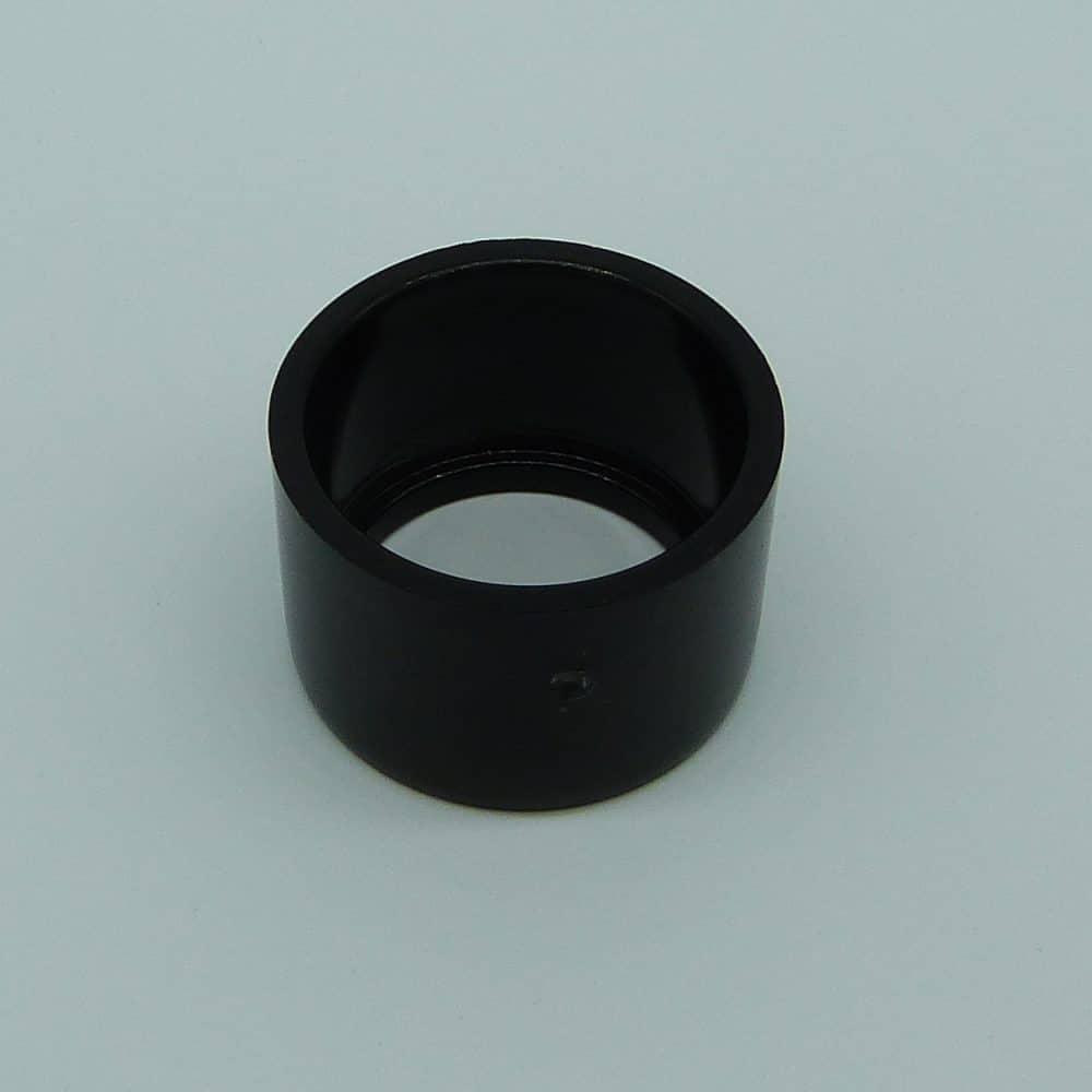 40mm - 32mm Solvent Weld Reducer Black