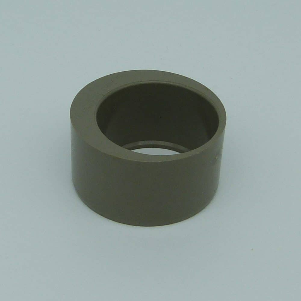 50mm - 40mm Solvent Weld Reducer Grey