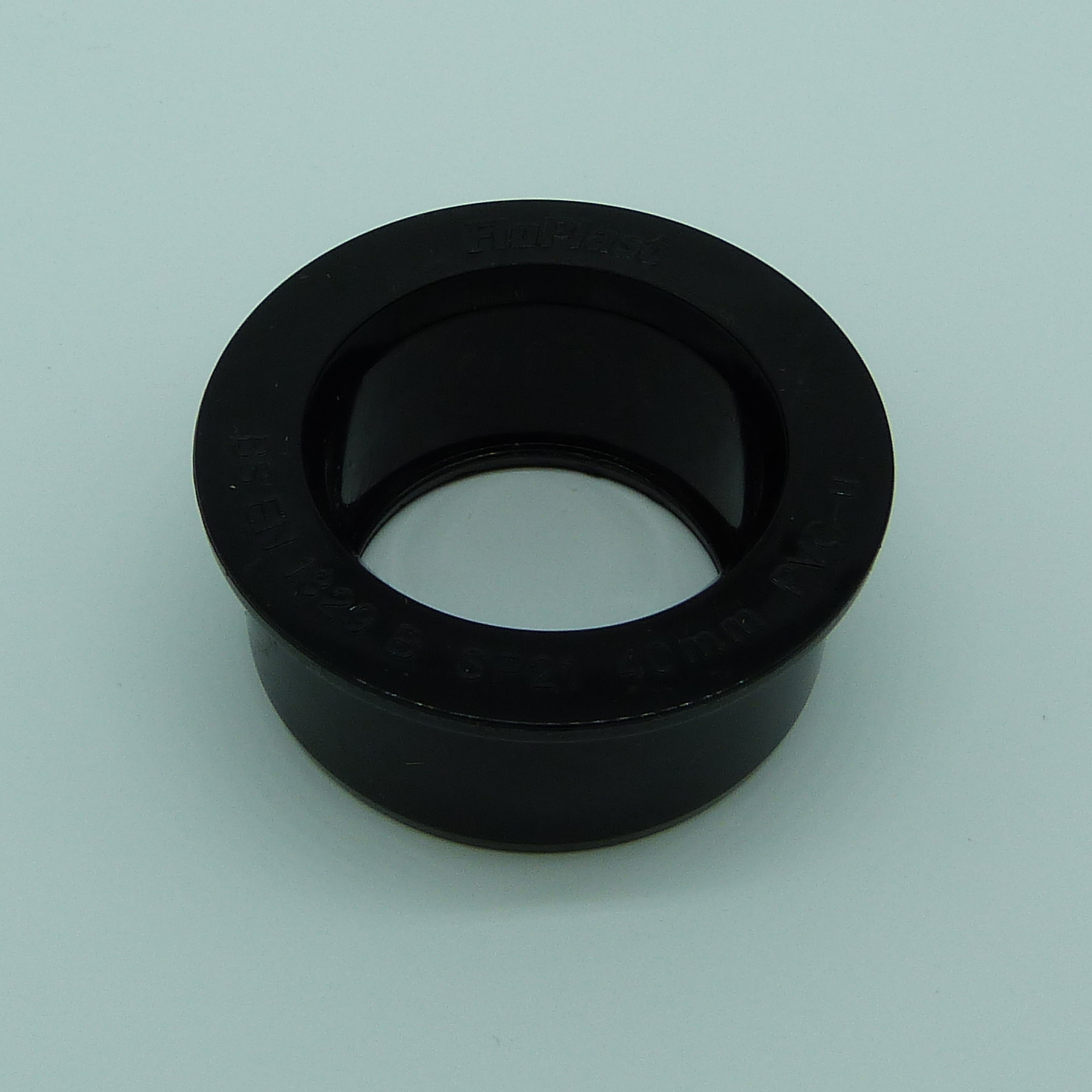 63mm To 40mm Solvent Weld Boss Adaptor Black Tws