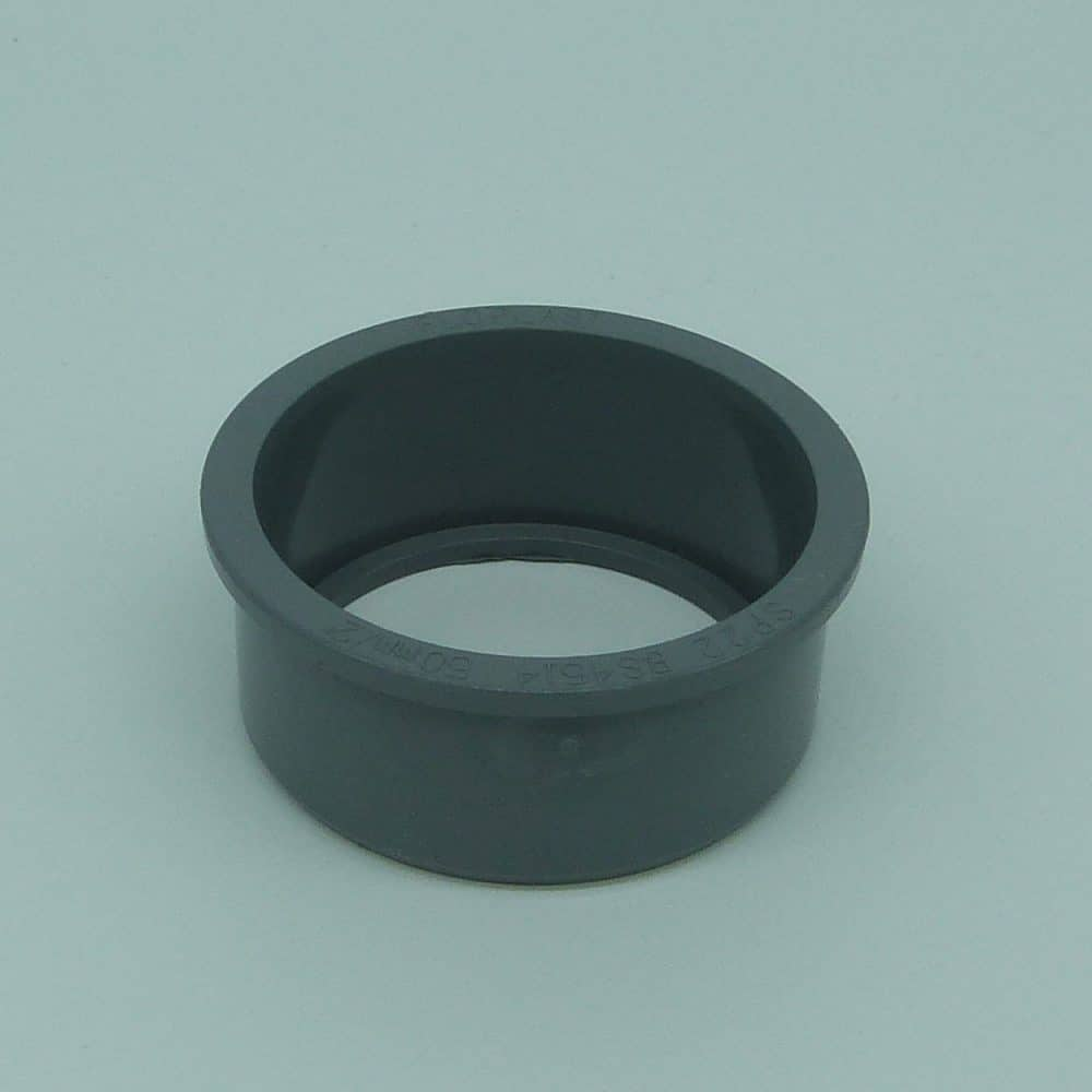 Solvent 63mm - 50mm Boss Reducer Grey