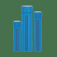 110mm Single Socket Acoustic Soil Pipe 3m