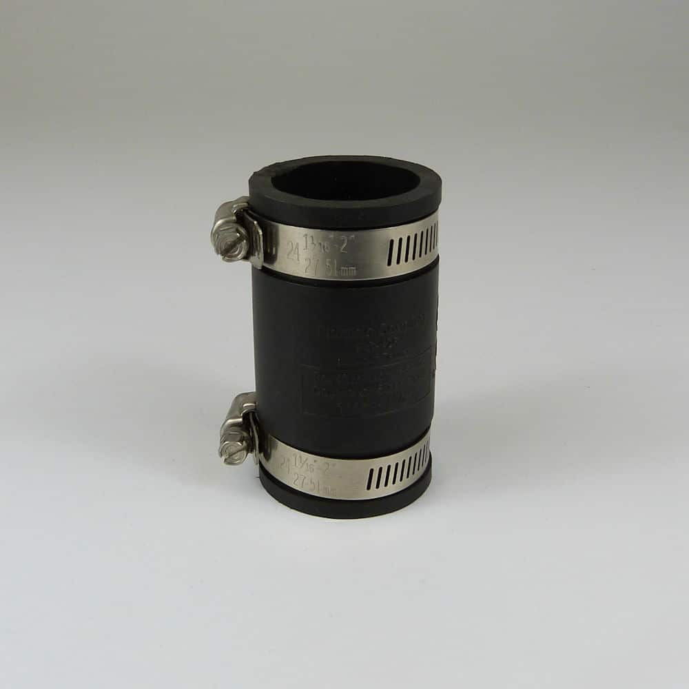 "Flexible Coupling 1"" 1/4"" 32mm"