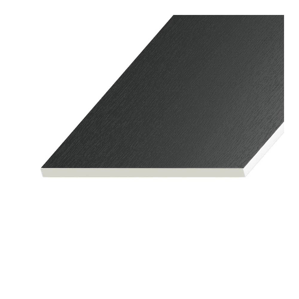 GPB W/Grain Foil Anthracite Grey RAL7016 5m