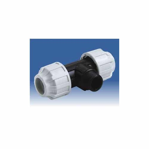 MDPE Watermains Male Tee