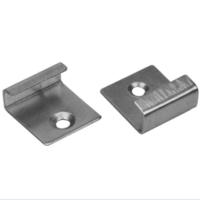 composite decking aluminium starter clips