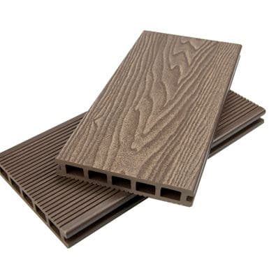 Composite Decking Antique Light Brown