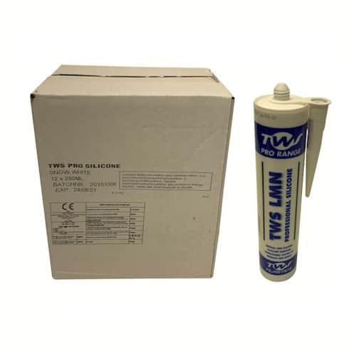 Silicone Sealant Low Modulus 300ml (box of 12)