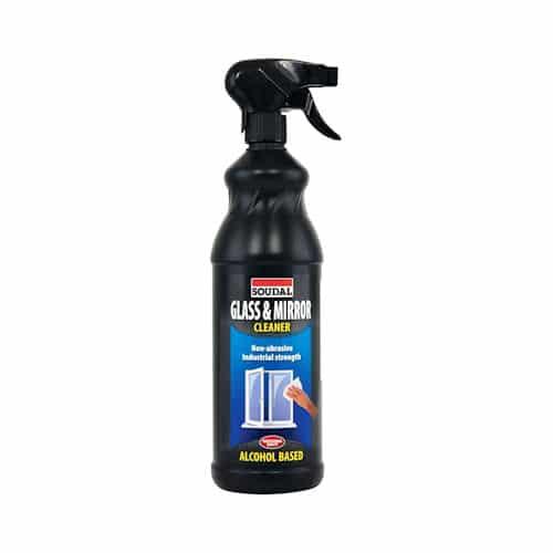 Glass & Mirror Cleaner 1lt inc Spray Nozzel