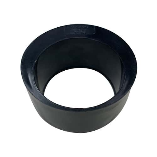 110mm-82mm Black Reducing Socket Adaptor